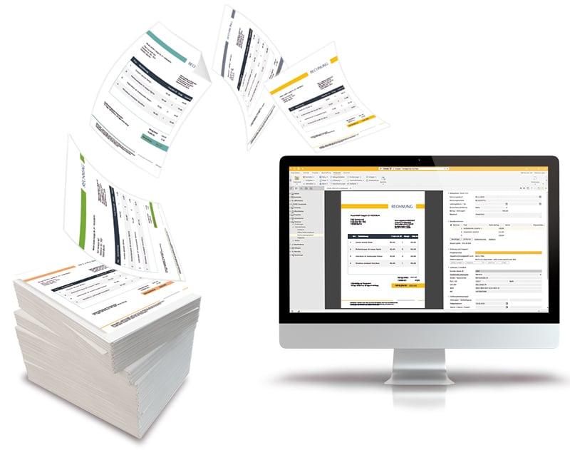 Rechnungseingang automatisieren Screenshot Rebu 635