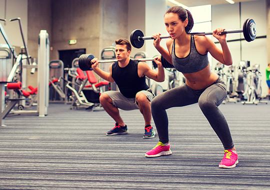 Branchen-Registrieungsapp-Fitnessstudios